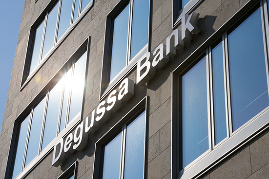 Degussa Bank Ag Karriere
